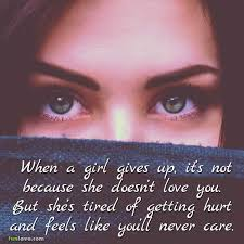 Giving Up On Love Quotes Magnificent Giving Up On Love Quotes