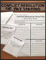 best conflict resolution activities ideas 8 conflict resolution role play stations to help students learn how to solve their own conflicts