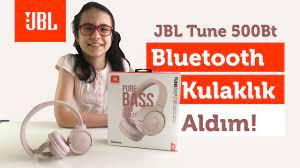JBL Tune 500Bt Bluetooth Kulaklık Aldım ! (Kulaklık inceleme ve kutu  açılımı) - YouTube