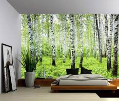 forest wall mural decal canada