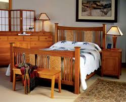 Orange Bedroom Furniture The Arts Crafts Bedroom Arts Crafts Homes And The Revival