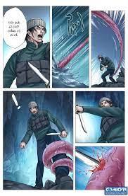 Ma Thổi Đèn truyện tranh màu Chap 7 - TruyenChon