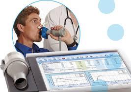 Risultati immagini per spirometria