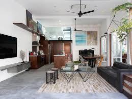 A 40Year Old Terrace House Gets A Renovation Design Milk Simple Home Renovation Designer