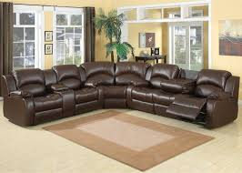 Black Leather Sectional Sofa With Recliner Sofas Awesome Modern Sectional Sofas Cheap Sectional Sofas