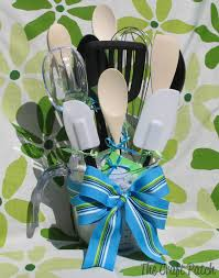 Kitchen Present Bridal Kitchen Shower Utensil Bouquet Gift Miserv