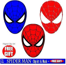 Spiderman Template Spiderman Face Mask Printable Zupa Miljevci Com