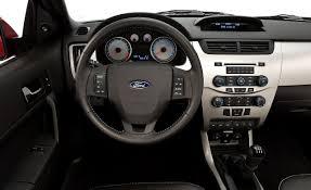 Car Picker - ford Focus interior images