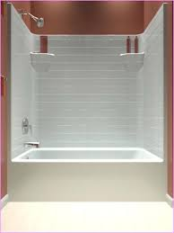 one piece bathtub shower combo jetted tub shower combo home design ideas 1 piece one piece