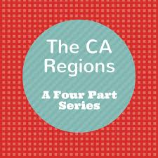 California Regions Studying The California Regions Deserts Learning In Two