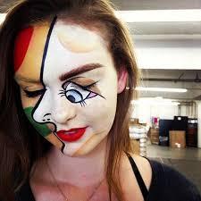 pico halloween makeup the meta picture