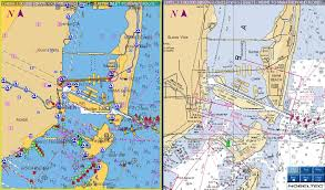 Vector Vs Raster Charts The Sailing Adventures Of Lea Scotia