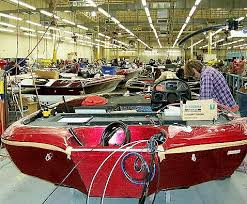 building a quality bass boat page  ranger boats final rigging room multiple lines rangerboats com
