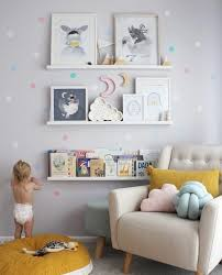 confetti dots wall decals nursery baby