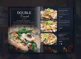 Food Menu Design Menu Design For Italian Restaurant In Japan On Behance