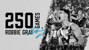 View the latest odds on afl brownlow medal matches & bet with sportsbet. Port Adelaide Football Club Highlights Robbie Gray 250 Games Facebook
