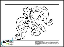 Small Picture 366 best Coloring 4 Kids My Little Pony images on Pinterest 4