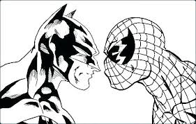 Printable Spiderman Coloring Pages Coloring Pages Free Printable