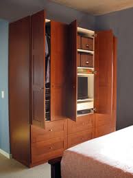 bedroom closet furniture. interesting bedroom so we decided to make our bedroom closet out of kitchen cabinets but the  akurum cabinets didnu0027t have any accessories such as wire  in bedroom closet furniture r