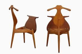valet chair designed 1953 made by johannes hansen dansk møbelkunst
