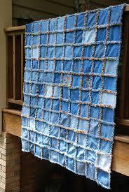 33 best Denim Quilts images on Pinterest   Denim quilts, Cowboys ... & Blue Jean Quilt Adamdwight.com