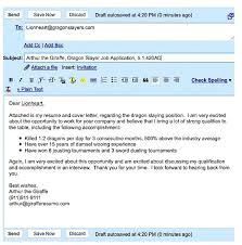 Subject Of Email For Sending Resume Subject Of Email For Sending