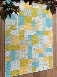 Yellow Brick Road Quilt Pattern New Yellow Brick Road Quilt Pattern Tutorial Simlpy Quilts Pinterest