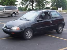 1994 Geo Metro My Husband Hatchbacks And Red On Pinterest