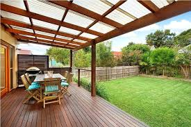 Backyard Deck Design Magnificent Covered Deck Ideas Canaandogs