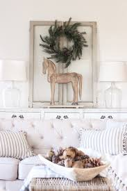 Farmhouse Christmas Living Room Love Grows Wild New Living Room Decorated