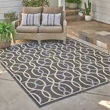 thomasville veranda indoor outdoor rug collection knox charcoal to zoom