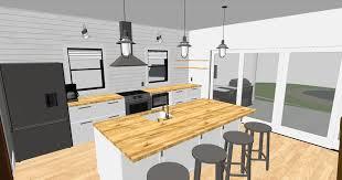 Modern Farmhouse Kitchen Design Petite Modern Life