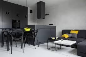 Wohnzimmer Einrichten: Ideen In Weiß, Schwarz Und Grau ... Ideas