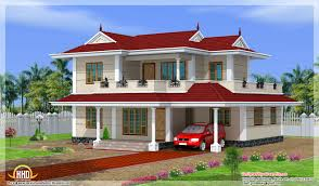 Best Double Story House Designs Bhk Double Storey House Design Kerala Home House Plans