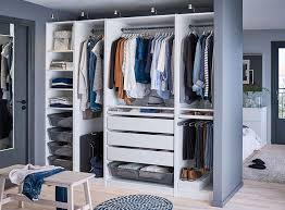 customise your closet for less at ikea shown is the pax wardrobe 435 which can be tailored to your needs with ikea s komplement series