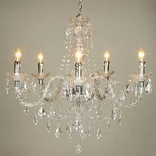 acrylic chandelier crystals