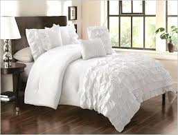 all white beds elegant all white comforter sets bed set home design ideas bedding target all