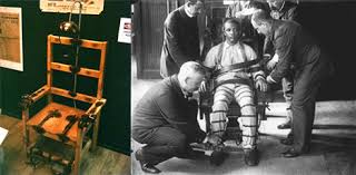 electric chair execution gone wrong. the electric chair execution gone wrong