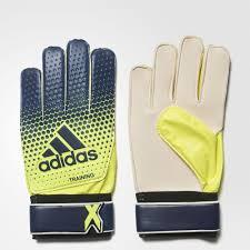 adidas goalkeeper gloves. adidas - x training gloves legend ink / electricity bs1519 goalkeeper