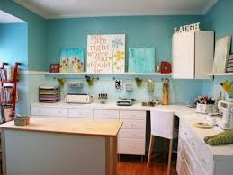 craft room home office design. Home Office Craft Room Design Ideas Fanciful Beautiful Best Decor