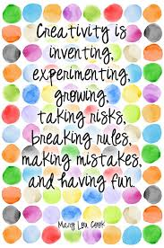 Quotes On Creativity Fascinating 48 Positive Quotes To Inspire Creativity Happier