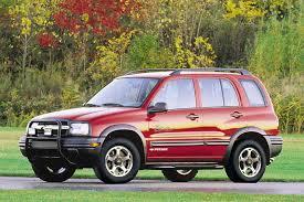 1999 04 chevrolet tracker consumer guide auto