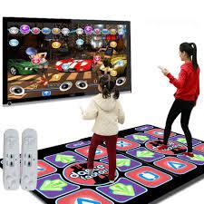 Light It Up Electronic Dance Mat Amazon Com Wewe Wireless Dance Mat Children Dance
