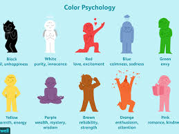 Paint Color Moods Chart Color Psychology Does It Affect How You Feel