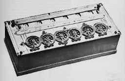 Реферат на тему історія розвитку обчислювальної техніки Перші  Блез Паскаль