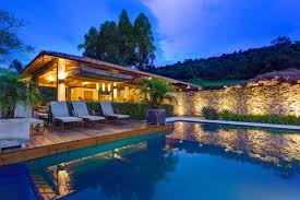 gorgeous outdoor pool lights gorgeous outdoor pool deck stone wall charming rustic house