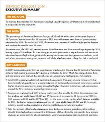Executive Sumary Executive Overview Rome Fontanacountryinn Com