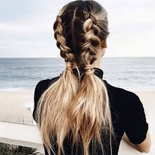 11 Ways To Wear Braided Pigtails That Dont Look Childish Brit Co