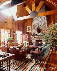 awesome log cabin christmas decorations for rustic christmas decorating ideas canadian log homes