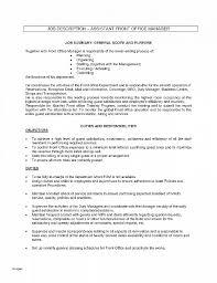 hotel front desk agent job description inspirational ideas collection sample resume resume front fice manager job